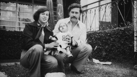 Pablo Escobars wife