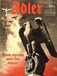Adler Nazi Bird Symbol