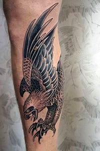 Eagle Tattoo meaning