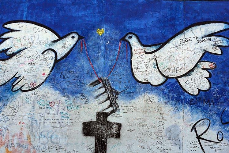 Christian dove symbol