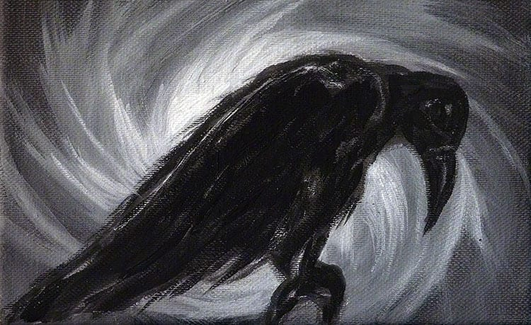 Crow in dream meaning