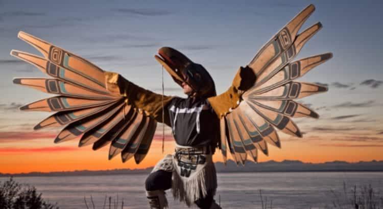 Crow symbolism - native Americans