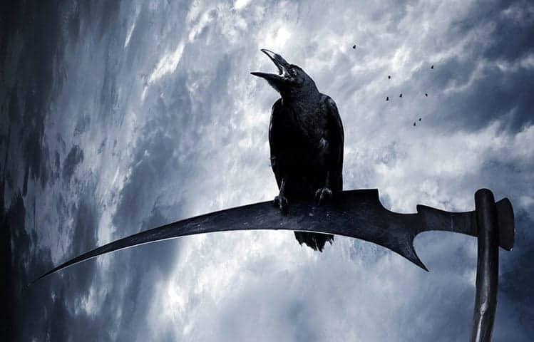 Crow in Indian Mythology