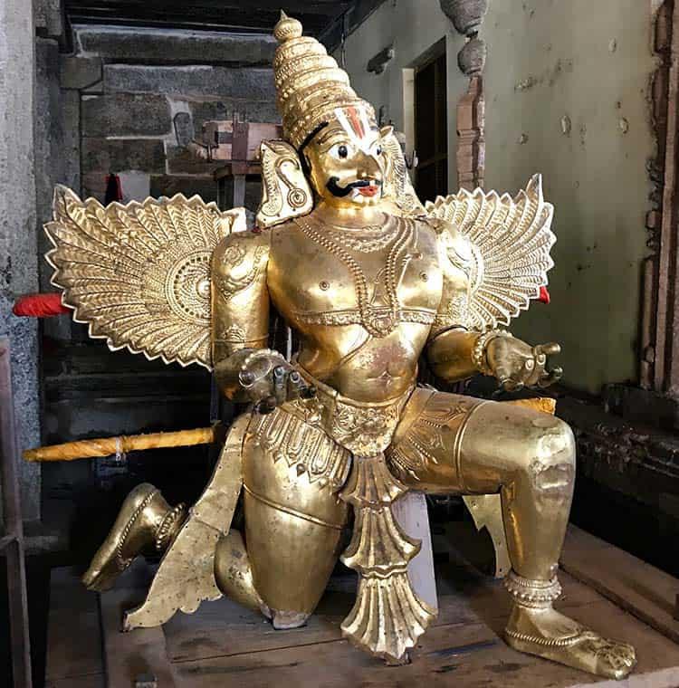 Garuda Bird God